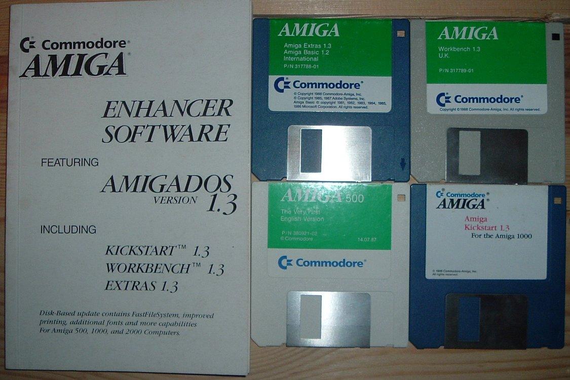 Commodore WB 1.3 Enhancer Bundle