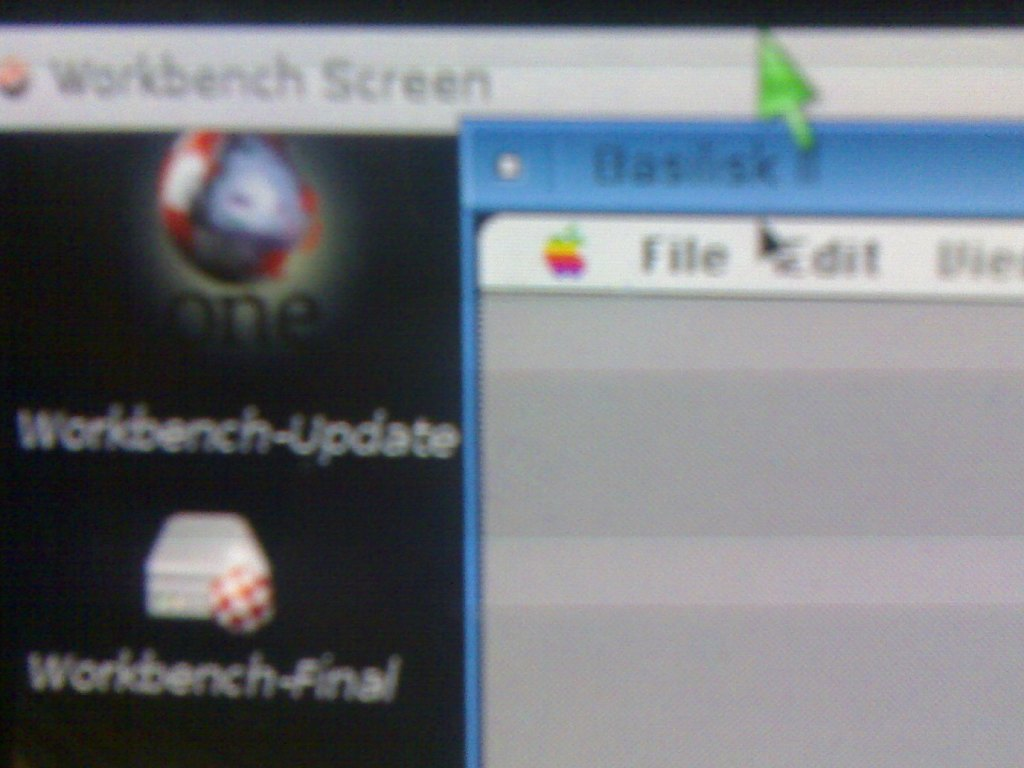 MacOS7.5.5 on AmigaOS4 image 3