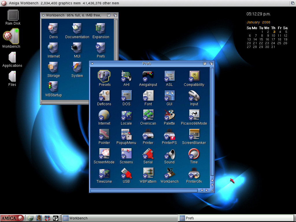 My Current OS3.9 Desktop