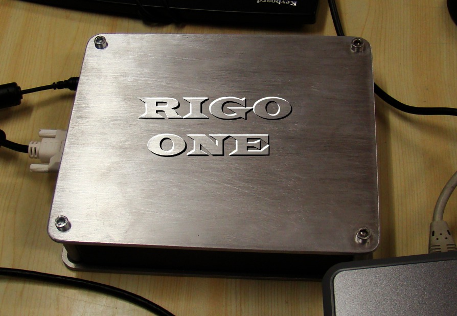 Rigo's Custom case for his Sam 440