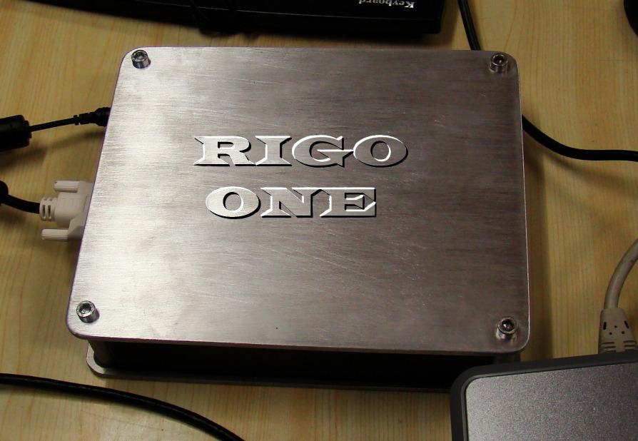 Rigo's Custom case for his Sam 440