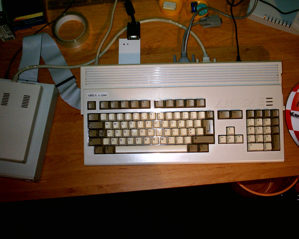 Another pic of the forgotten A1200