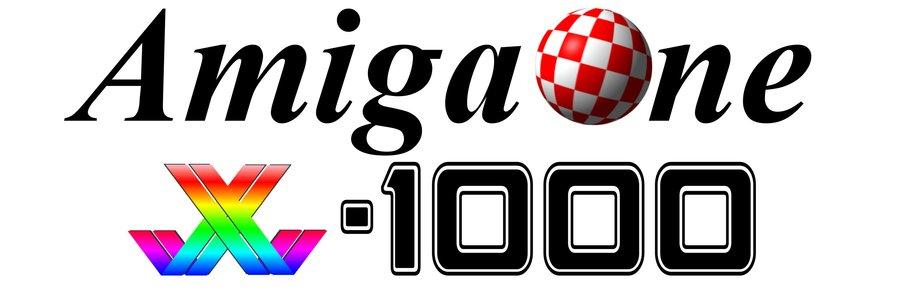 X1000 logo idea
