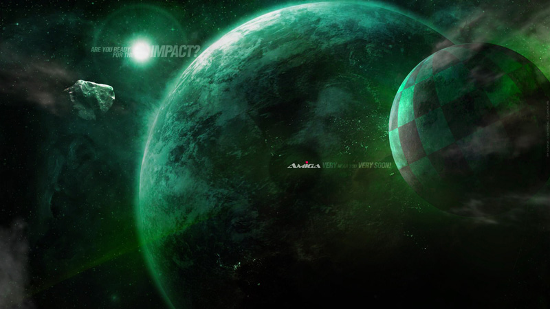 Nibiru is Amiga BoingBall HD wallpaper