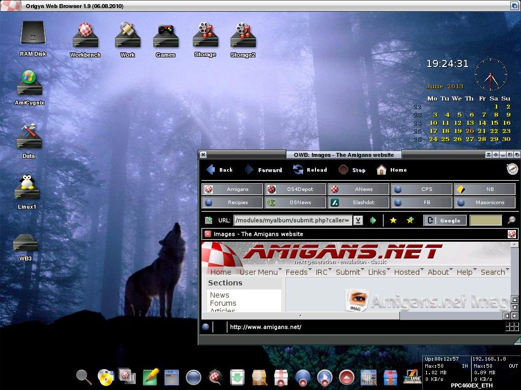 OS4.1Up6 SAM460