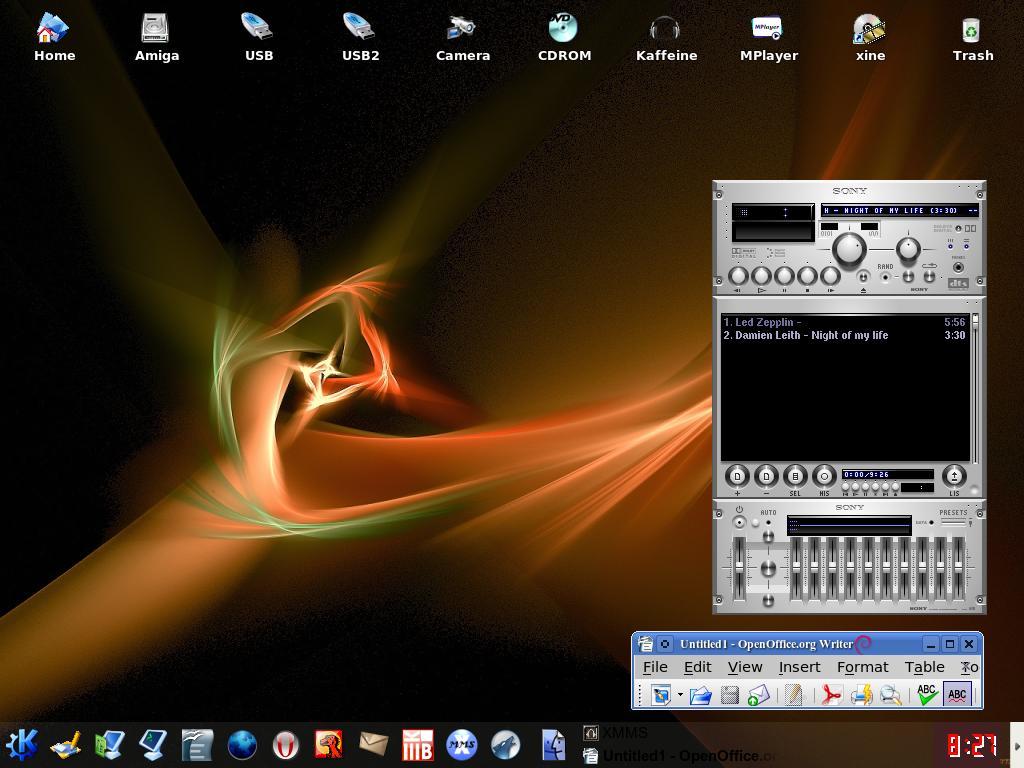 AmigaOne Linux