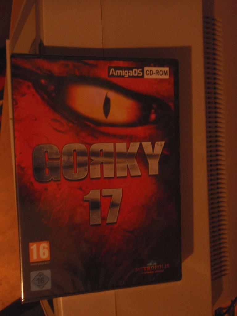 Gorky 17 case