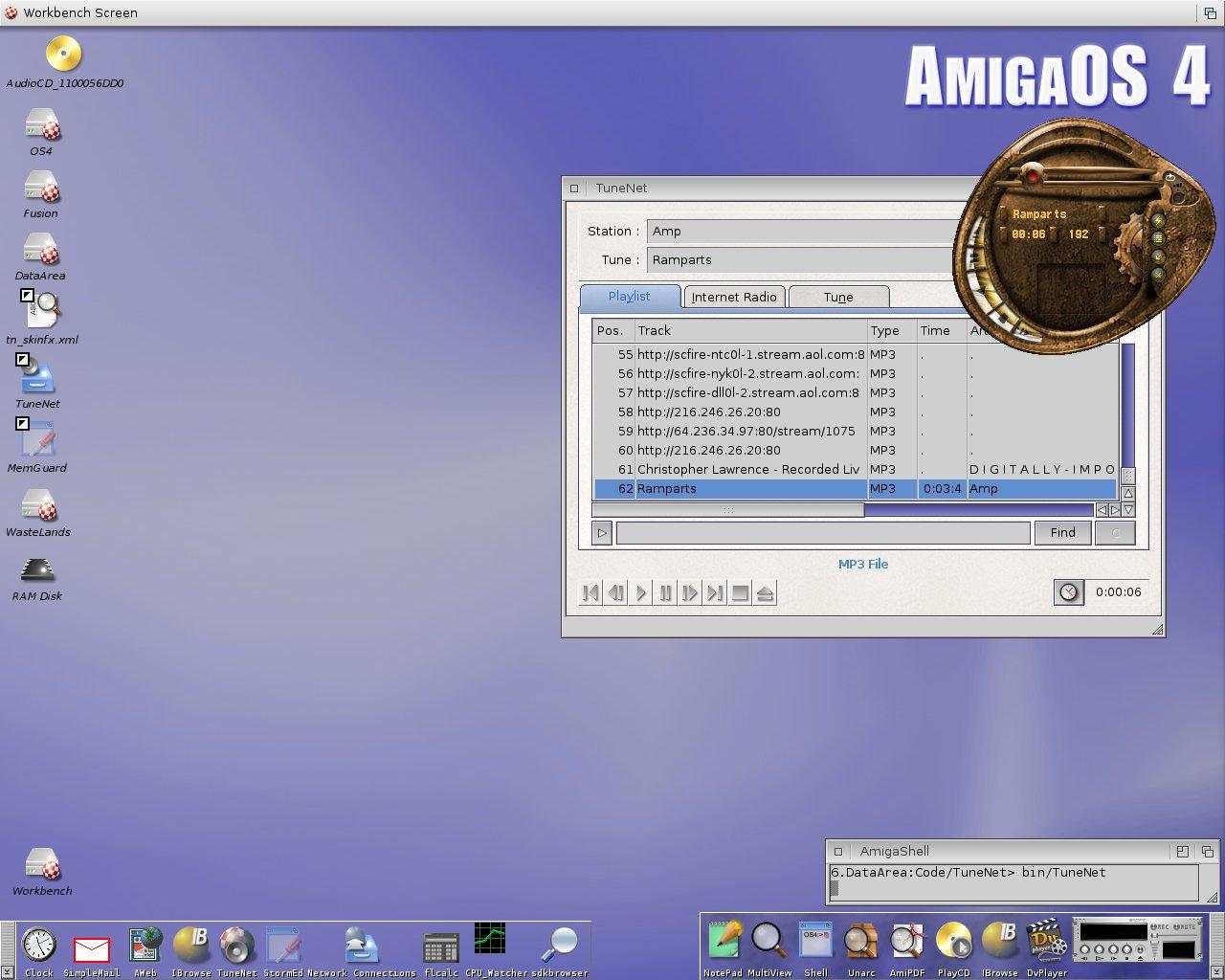 ANR Skins on OS4?!