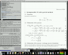 First shot of LaTeX with ShowDVI and Annotate on OS4