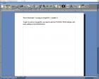 Wordworth 7 on AmigaOS4.1