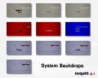 AmigaOS 4.1 System Backdrops 1600x900
