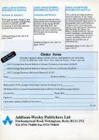 Amiga Rom Kernel Manual Order Form