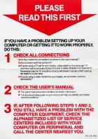 Commodore Amiga Trouble Shooting Info
